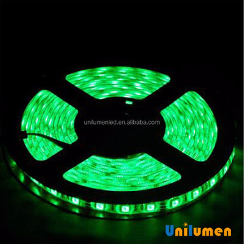 Multi Color IP65 DC24V SMD3014 Flexible Christmas Led Strip Light Outdoor  Use