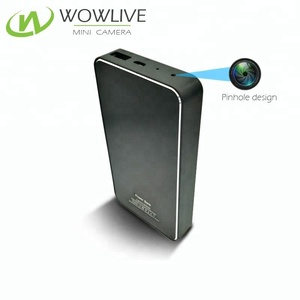Full HD 1080P Long Time Recording Power Bank Hidden Spy Camera