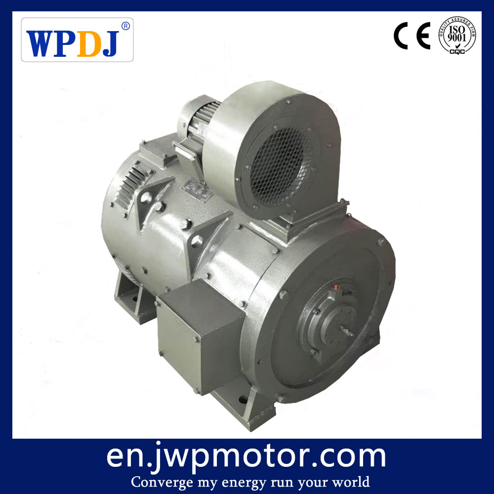 ZZJ-802A 3.75KW 5HP 220V 440V 750RPM brush dc electric motor 3.75 kw 5 hp high speed rpm powerful power low torque small noise