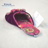 High quality hotel indoor slippers woman slipper