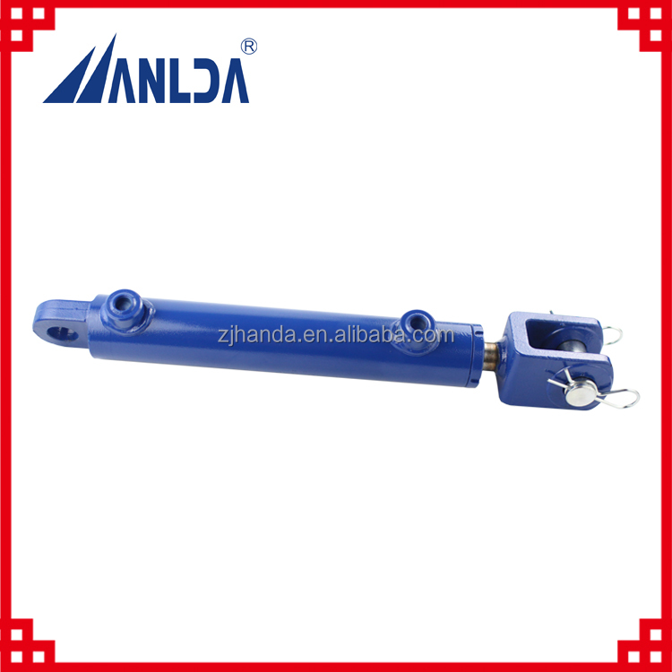Single clevis WC40x25x200 good quality clevis rod ends hydraulic cylinder