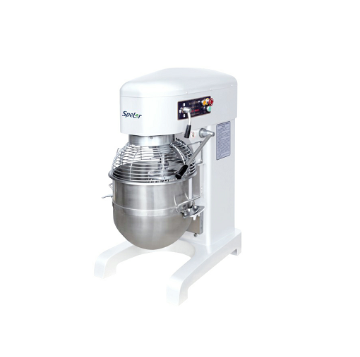 3 speed control industrial spiral dough mixer machine