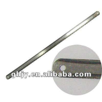 high carbon steel flexible hack saw baldes