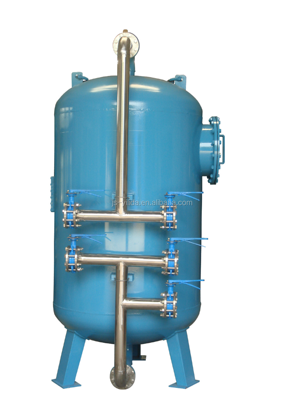 Granular Activated Carbon (gac) Filter For Removing Synthetic ...