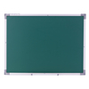 60*90 cm Sizes Cheap Price Double Side Magnetic White Green Chalk Board In Aluminum Frame