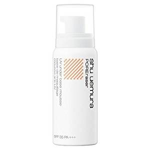 Shu Uemura Poreraser Uv Under Base Mousse SPF 35 Pa+++ 50g Color Beige