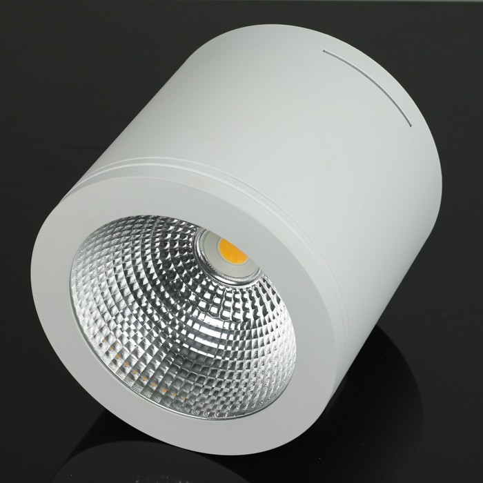 8 Inch Dimmable Surface Mounted Led Cob Downlight 50w 30w 35w 40w ...