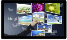 "16 Points 46"" Infrared IR Multi Touch Screen For LG LED TV"