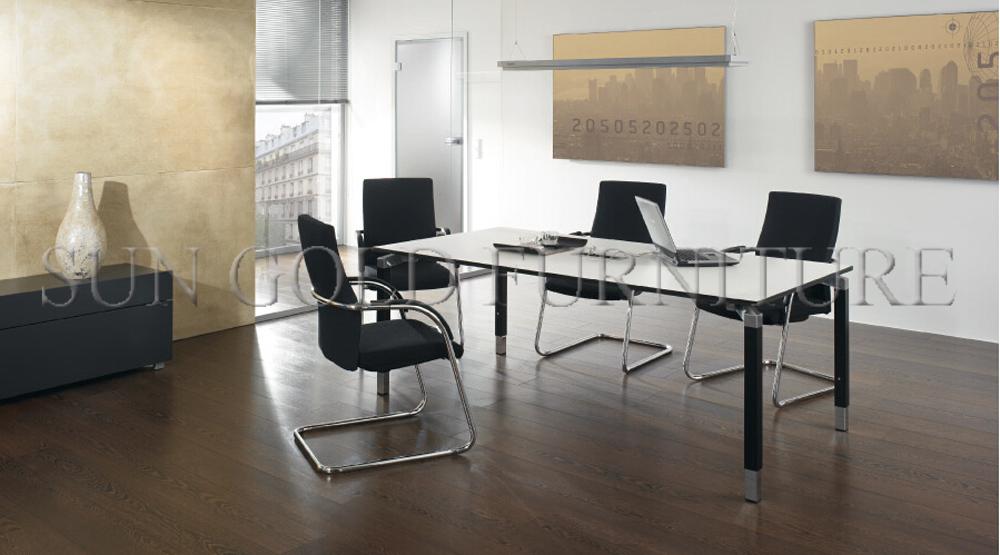 Di lusso di grandi dimensioni sala riunioni tavolo da conferenza bianco di nuovo disegno sz - Tavolo sala riunioni ikea ...