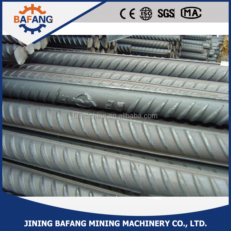 Factory Price Ribbed Steel Bars