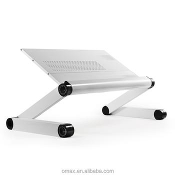Blanc Petit Déjeuner Compagnon De Lit Portable Ordinateur Portable Table Pliante Plateau Buy Support De Table Omaxpas Cher Ordinateur
