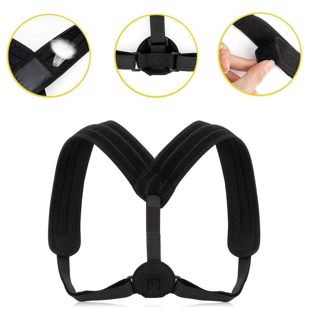 Posture Corrector - Back Brace - Posture Bace - Back Posture Corrector - Back Straightener