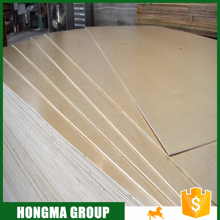 Commercial Plywood / Okoume Commercial Plywood For Furniture