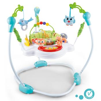 Eetstoel Voor Baby.2018 Nieuwe Baby Speelgoed Kids Bounce Baby Jumper Stoel Voor Koop