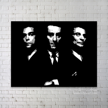 best price black and white pop art buy pop art handmade pop art