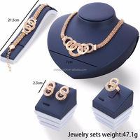 Bulk Buy From China Low MOQ Alloy Bridal Jewelry Set With Diamond