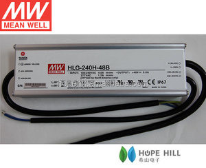 Original MEANWELL HLG-240H-12 LED Power Supply