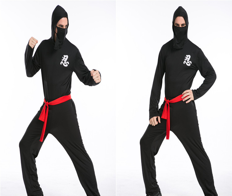 Get Quotations · Ninja costumes for man new arrival black halloween costume for men warrior cosplay costumes nightclub fancy  sc 1 st  Alibaba & Cheap Black Ninja Costumes find Black Ninja Costumes deals on line ...