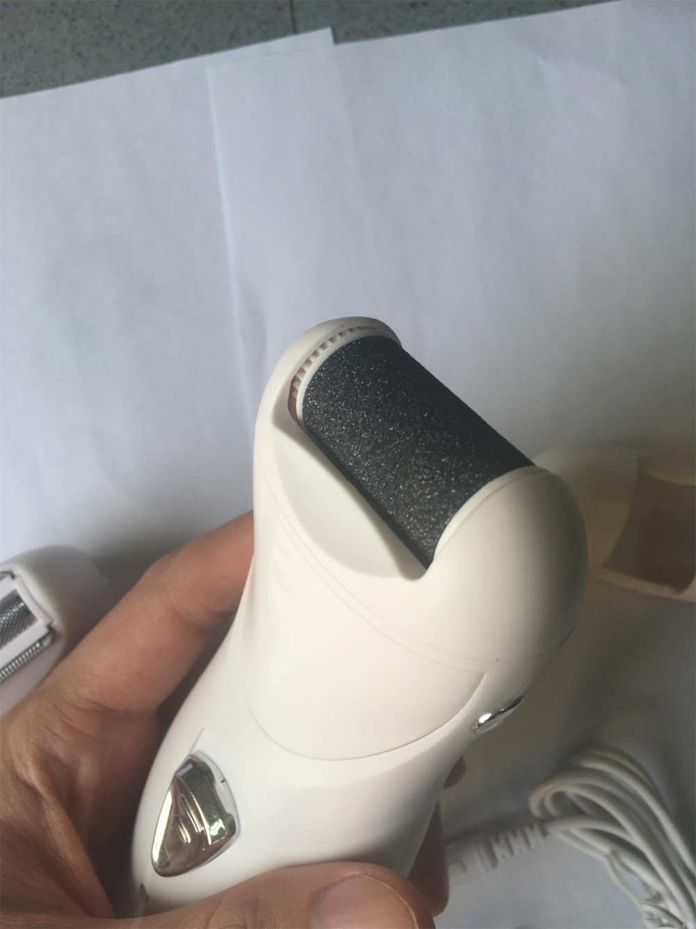 Multiple Functional Rechargeable Lady Face Epilator