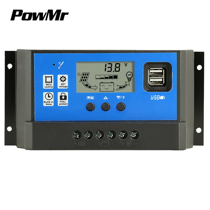EPEVER MPPT Solar Charge Controller DS2+UCS Modular Solar Regulator 12V//24V Auto