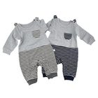 Baby Clothes Winter Baby Bodysuit Newborn Boys Cotton Jumpsuit