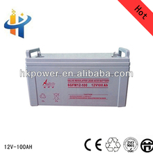 maintenance free lead acid battery 24/12 volt 100ah agm 12v 100ah taiwan lead acid battery