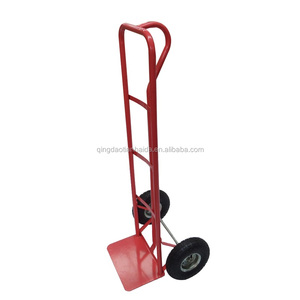 free sample industrial warehouse iron trolley