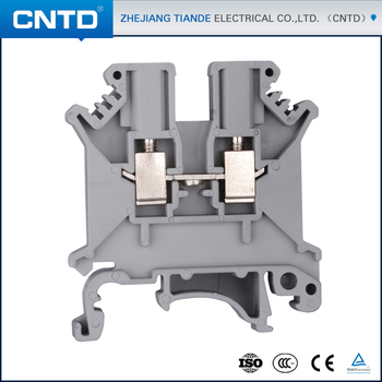 Cntd new products in 2016 electric motor connector for Electric motor terminal blocks