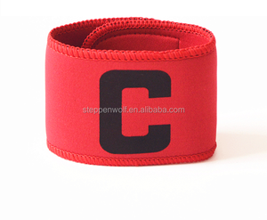 Captain armband 4 custom bulk football captain armbands with no minimum