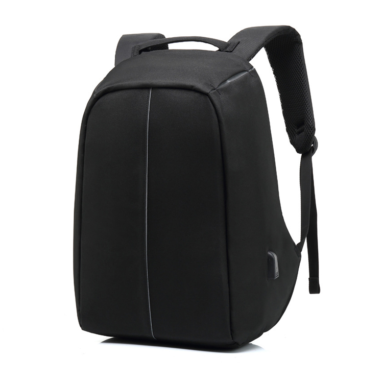 High Quality Travel Business Student Waterproof USB Charging Anti Theft Laptop Backpack