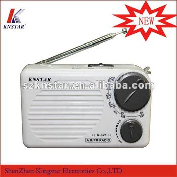 K-321 Mini Radio Am Fm