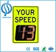 Radar Speed Sign Road Traffic Fixed LED Speed Limit Signs