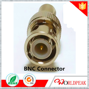 Micro rf BNC Connector Price ,Waterproof Bnc RG59 cable,Mini BNC Connector