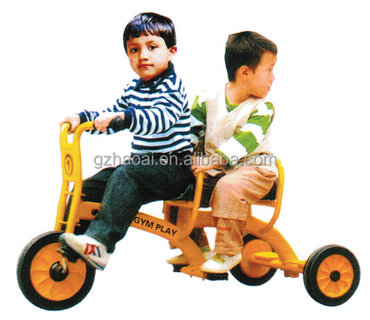 Hl 08004 Your Best Choose Racing Car Metal Tricycle Kids Bike For 2