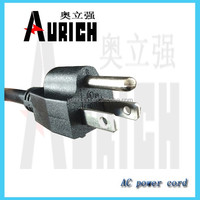 electric wire coated fabric hair curling oven power cord