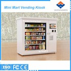 24 hours no rest self-service vending kiosk money maker cash payment