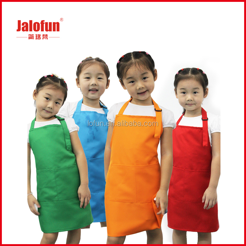Factory Price High Quality Custom Kids Drawing Aprons For Sale ...