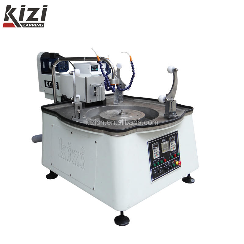 High precision single side flat lapping machine