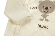 772175d7a Retail New Arrival100% Pure Cotton Girl Boy Baby Pajamas Cute Bear ...