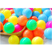 Colorful soft play Sea Ball/ Inflatable Ball Pits for kids