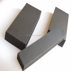 Lower Density NBR/PVC Black Foam Padding Block