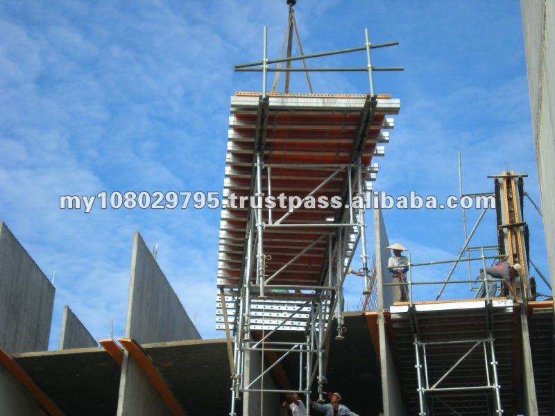 Flying Form - Buy Plastic Form,Table Form,Concrete Forms Product ...