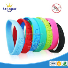 2016 newest fashion anti mosquito repellent bracelet