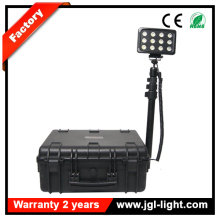 36W easy carry LED box light rechargeable flood beam projection or a powerful spotlight rechargable advertising