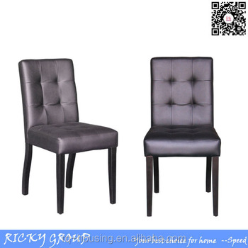 High Back Dining Chairs Best Leather