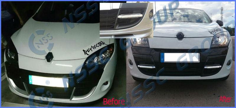 New Products Grille Grill Drl With E-mark&ce&rohs Certificate ...