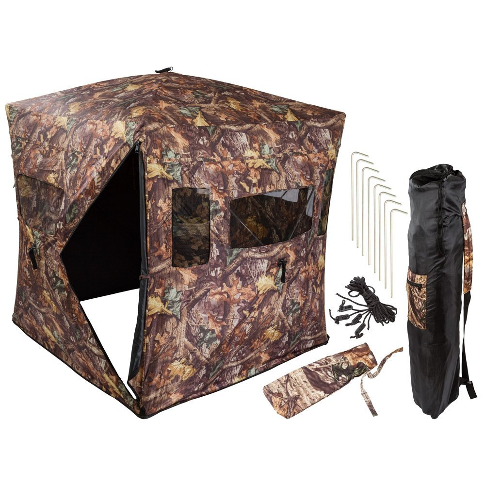Get Quotations · Portable Wooded Oak Camouflage Hunting Blind  sc 1 st  Alibaba.com & Cheap Blind Camouflage find Blind Camouflage deals on line at ...
