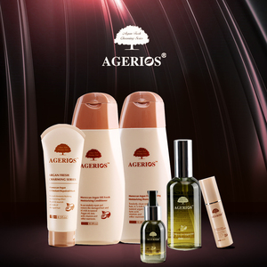 Superior quality natural Argan oil hotel and home use shampoo