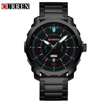 11e48b08928 Curren M8266 Moda   Casual Relógios Originais Homens Curren Mens Relógios  Top Marca de Luxo Completa