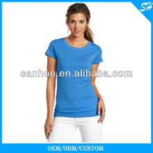 Factory Direct Sale Women T-Shirt With Fashion Design